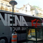 Nena Tour 2010 Tourbus