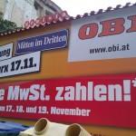 Eröffnung OBI 1030